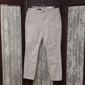 J. Crew Utility Chino Jeans Beige